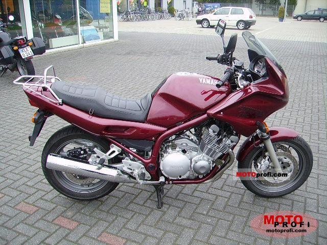 Yamaha XJ 900 S Diversion 2000 photo