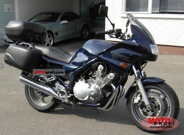 Yamaha XJ 900 S Diversion 2001 photo