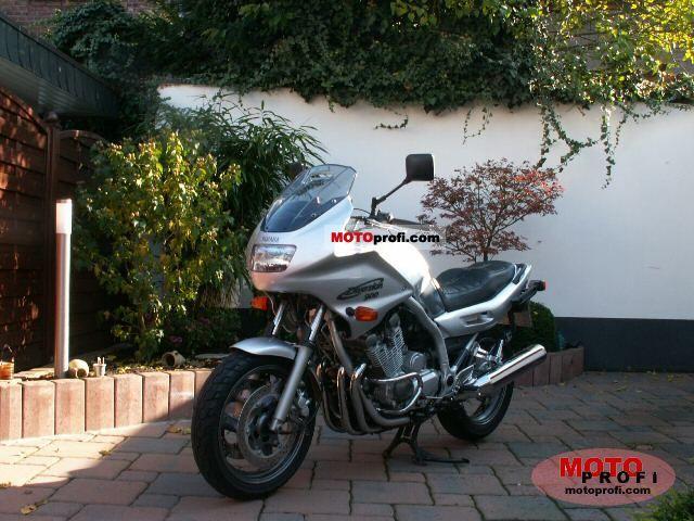 Yamaha XJ 900 S Diversion 2002 photo