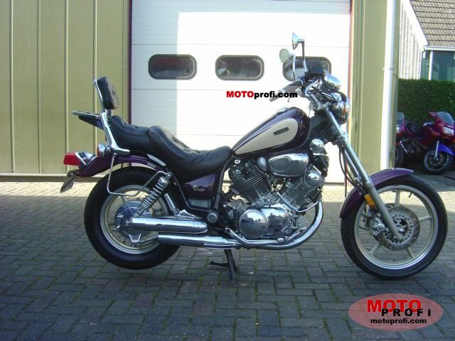 Yamaha XV 750 Virago 1996 photo