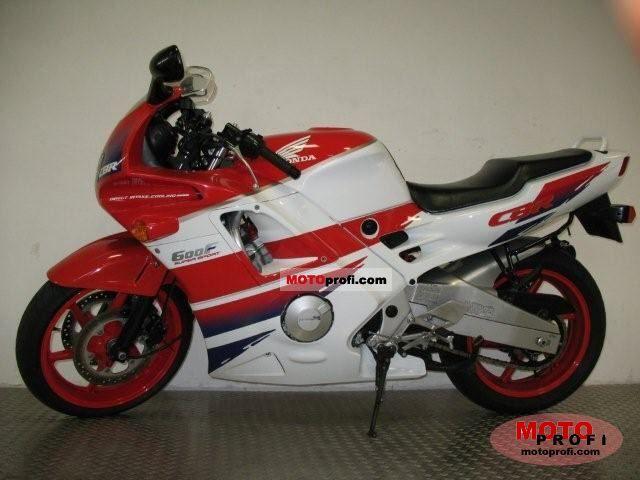 Honda CBR 600 F 1991 photo