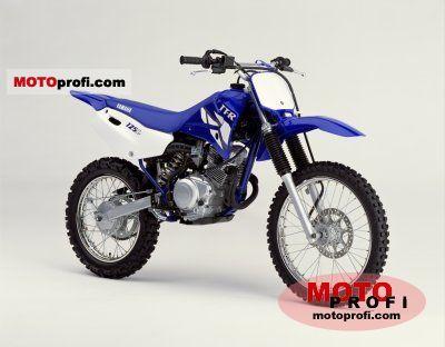 Yamaha TT-R 125 LW 2002 photo