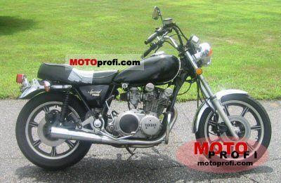 Yamaha XS 750 E 1978 photo