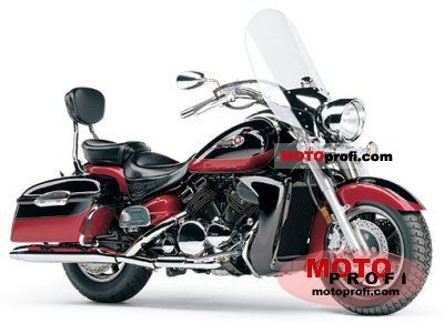 Yamaha Royal Star Tour Deluxe 2005 photo