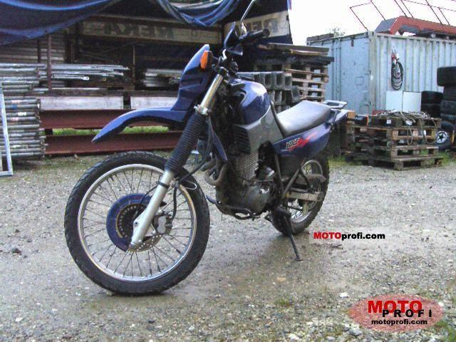 Yamaha XT 600 E 1990 photo