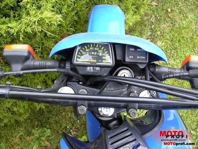 Yamaha XT 600 E 1992 photo