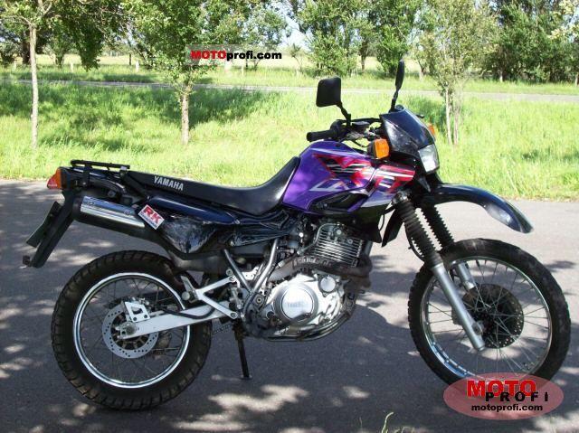 Yamaha XT 600 E 1996 photo
