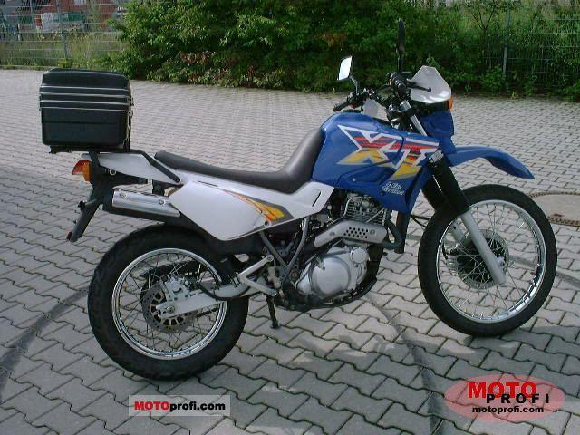 Yamaha XT 600 E 1997 photo