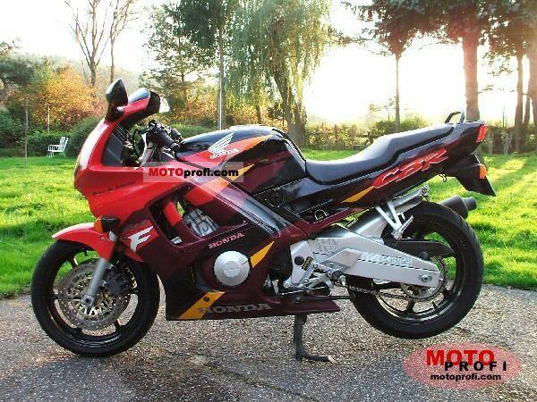 Honda CBR 600 F 1996 photo
