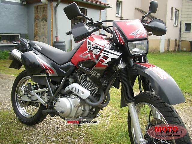 Yamaha XT 600 E 1998 photo