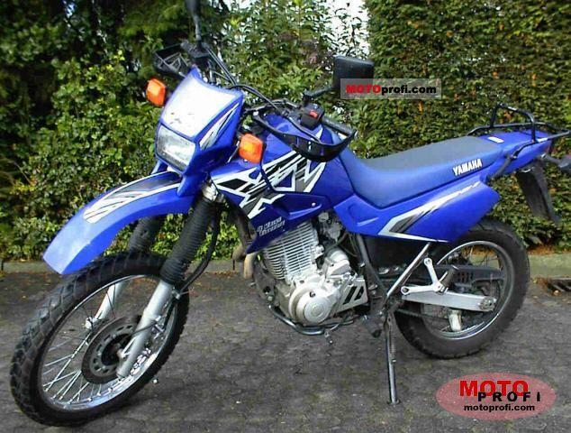 Yamaha Xt 600 E 1999 Specs And Photos