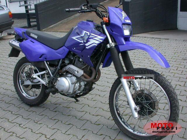 Yamaha XT 600 E 2000 photo