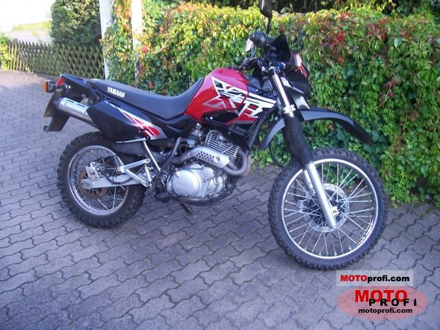 Yamaha XT 600 E 2001 photo