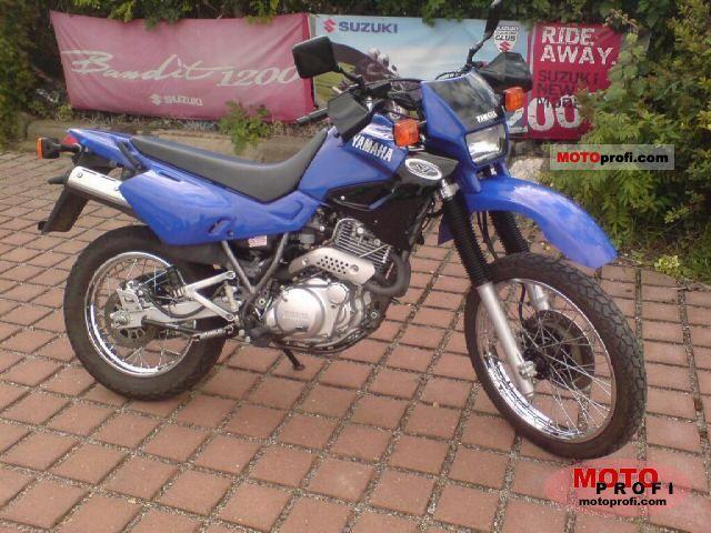 Yamaha XT 600 E 2002 photo