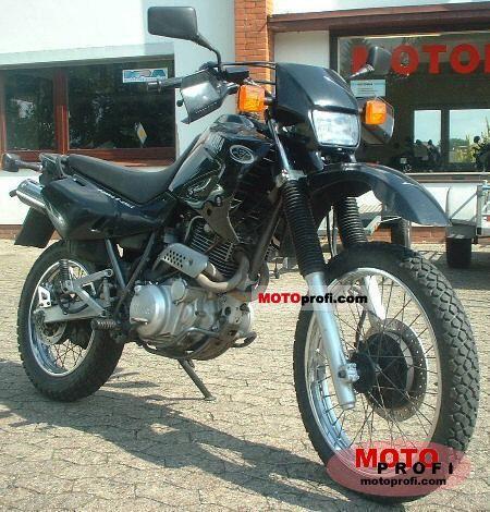 Yamaha XT 600 E 2003 photo