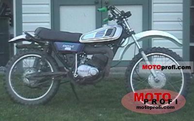 Yamaha DT 125 E 1978 photo