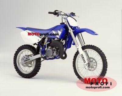 Yamaha YZ 85 LW 2002 photo