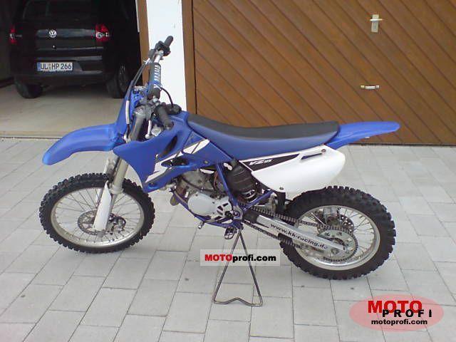 Yamaha YZ 85 LW 2004 photo