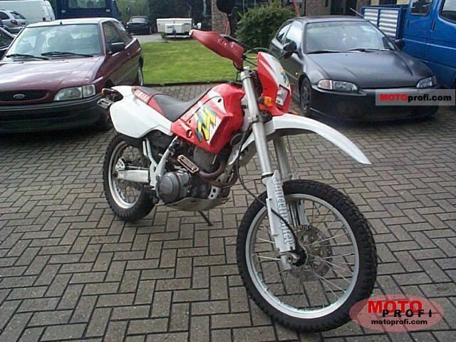 Yamaha TT 600 E 1997 photo