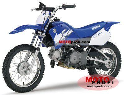 Yamaha TT-R 90 E 2005 photo