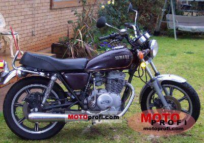 Yamaha XS 250 1978 photo