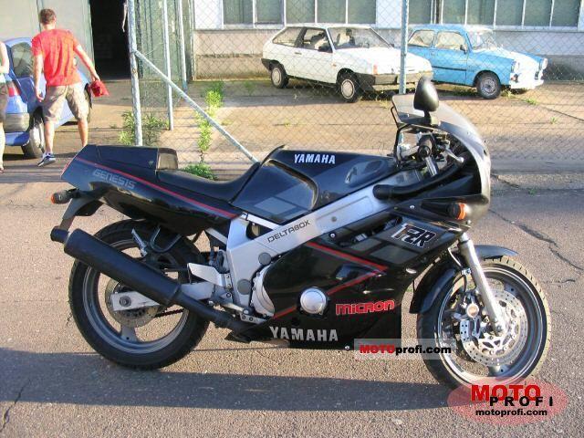 Yamaha FZR 600 1989 photo