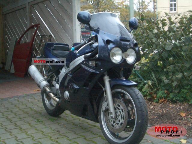 Yamaha FZR 600 1990 photo