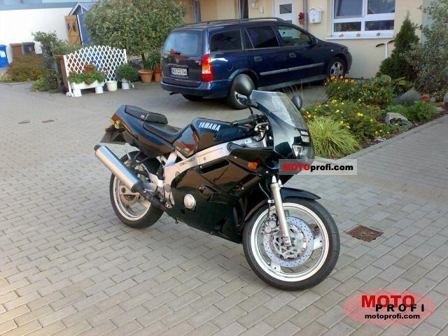 Yamaha FZR 600 1991 photo