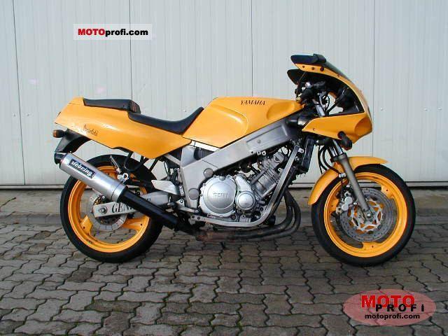 Yamaha FZR 600 1992 photo