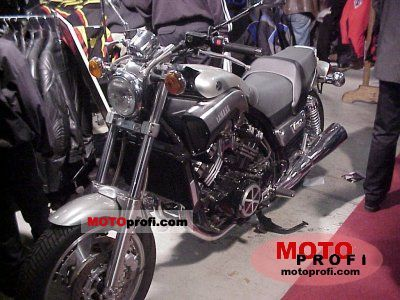 Yamaha VMX 1200 V-Max 2000 photo