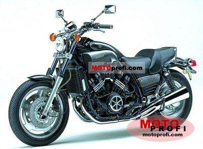 Yamaha VMX 1200 V-Max 2003 photo