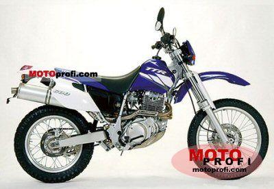 Yamaha TT 600 RE 2004 photo