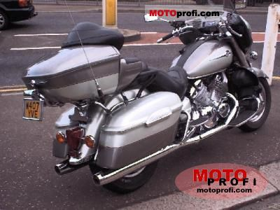 Yamaha XVZ 1300 TF Royal Star Venture 2000 photo