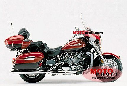 Yamaha XVZ 1300 TF Royal Star Venture 2001 photo