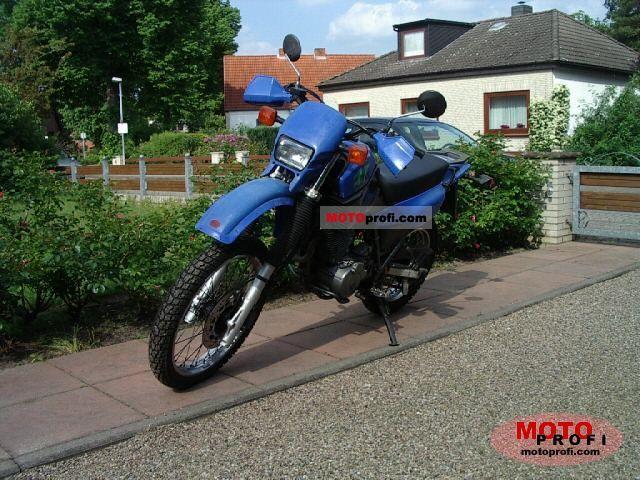 Yamaha XT 600 K 1991 photo