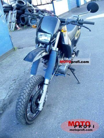 Yamaha XT 600 K 1992 photo