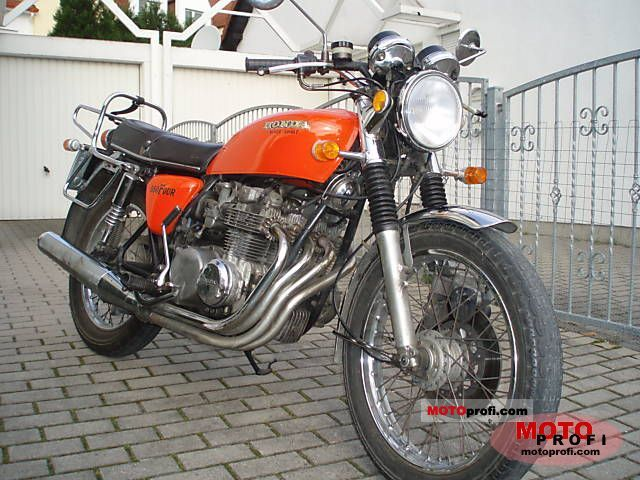 Honda CB 550 F 1 1976 photo