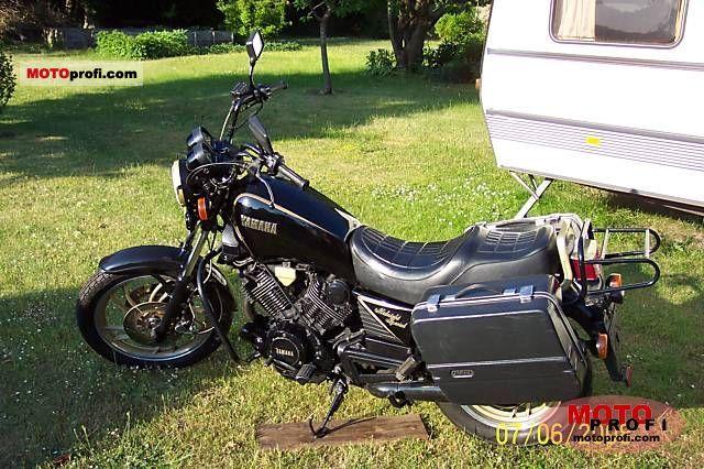 Yamaha XV 1000 SE Midnight Special 1984 photo