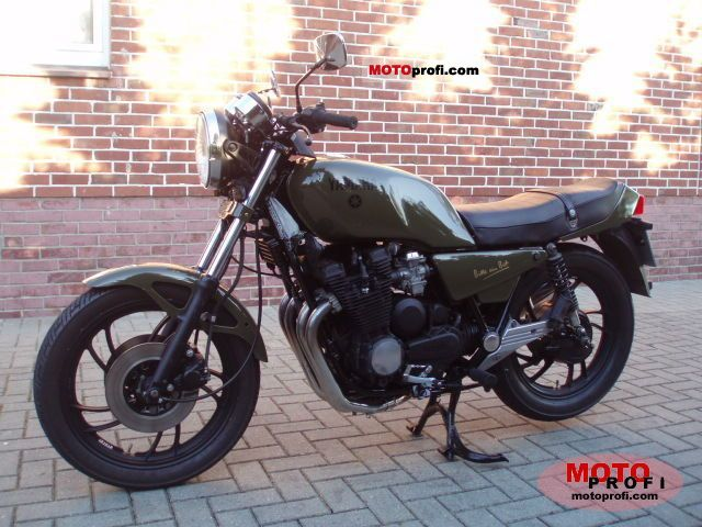 Yamaha XJ 650 1980 photo