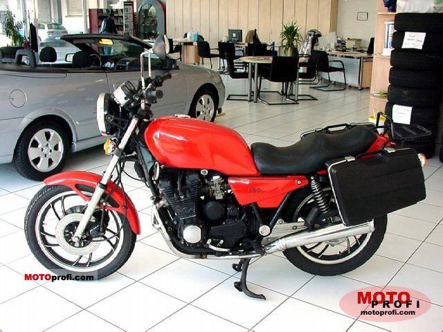 Yamaha XJ 650 1981 photo