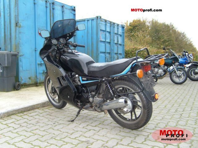 Yamaha XJ 650 1983 photo