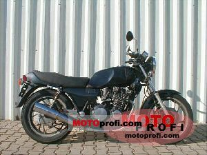 Yamaha XJ 650 1984 photo