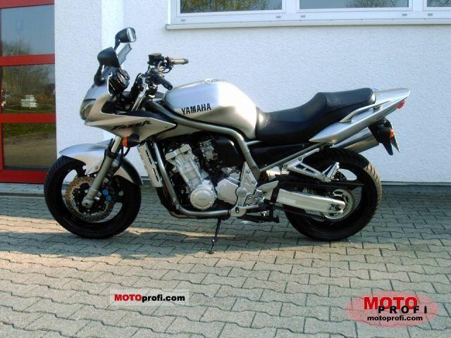 Yamaha FZS 1000 Fazer 2002 photo