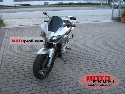 Yamaha FZS 1000 Fazer 2004 photo