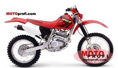 Honda XR 250 R 2002 photo