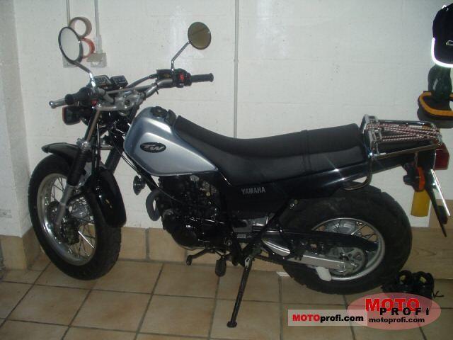 Yamaha TW 125 2003 photo