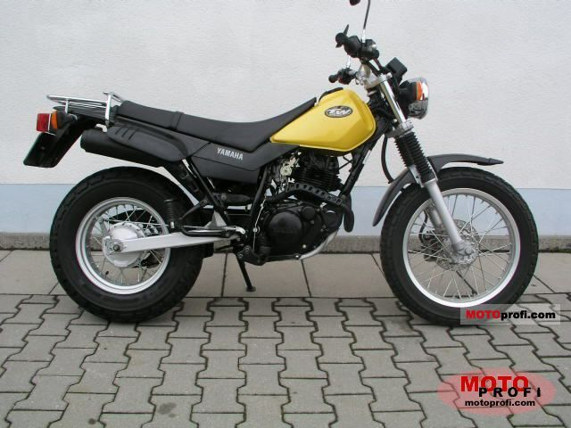 Yamaha TW 125 2004 photo