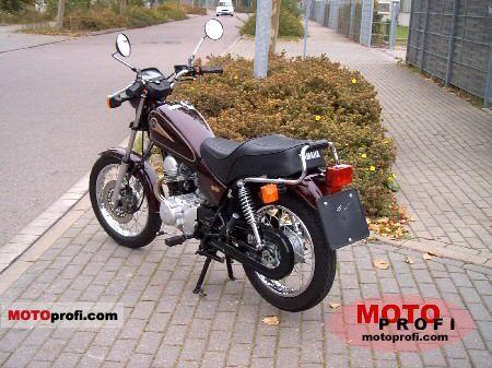 Yamaha SR 125 1998 photo