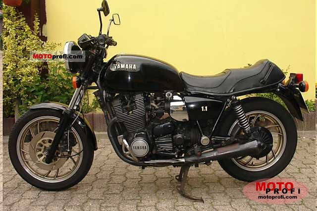 Yamaha XS 1100 S 1982 photo
