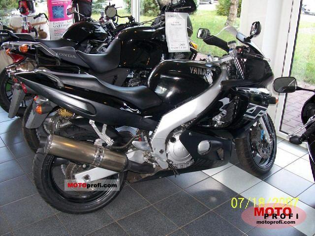 Yamaha YZF 600 R Thundercat 2000 photo